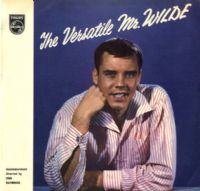 Marty Wilde - The Versatile Mr. Wilde (BBL 7385) Gatefold Sleeve Autographed